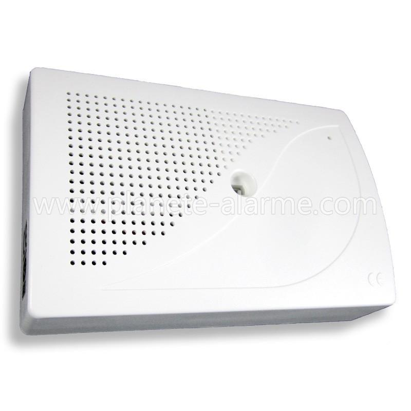 Sir ne filaire sibox pour centrale alarme for Alarme pour garage box