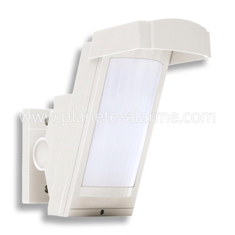 optex hx40am d tecteur de mouvement filaire exterieur avec antimasque. Black Bedroom Furniture Sets. Home Design Ideas