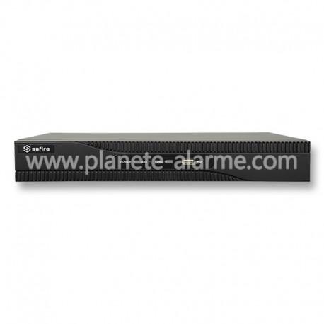 Enregistreur NVR pour caméra IP | Safire - SF-NVR6104-4K4P-VS2