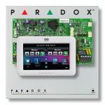 Pack alarme centrale PARADOX EVO192 avec clavier tactile Paradox TM50