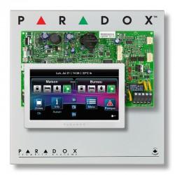 Pack alarme centrale PARADOX EVO192 avec clavier tactile Paradox TM70