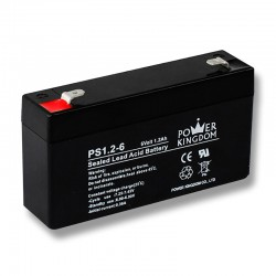 Batterie rechargeable 6V | 1.3Ah AH