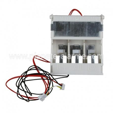 Optex RBB01 - Bloc piles pour détecteurs sans fil Optex