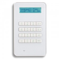 Clavier MK8 pour alarme Honeywell Galaxy Flex et Dimension