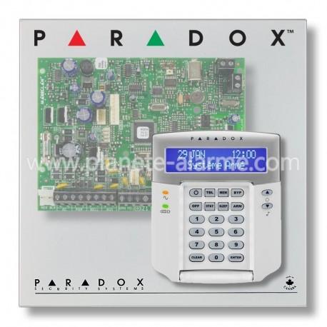 Pack alarme PARADOX MG5000 avec clavier Paradox K32LCD