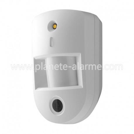 VESTA VST-862 | Détecteur volumétrique sans fil avec caméra