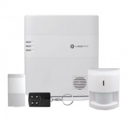 Alarme sans fil VESTA Climax - Pack 1