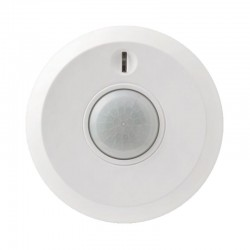 Détecteur infrarouge sans fil de plafond avec couverture à 360º | VESTA WLS-23