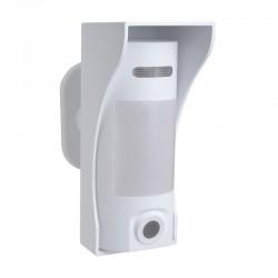 Détecteur exterieur sans fil avec caméra pour alarme Vesta Climax | VESTA VST-862EX
