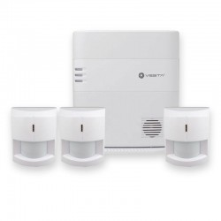 Alarme sans fil VESTA Climax - Pack 2