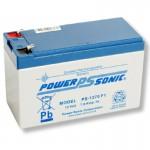 Batterie rechargeable pour centrale alarme 12V / 7 AH