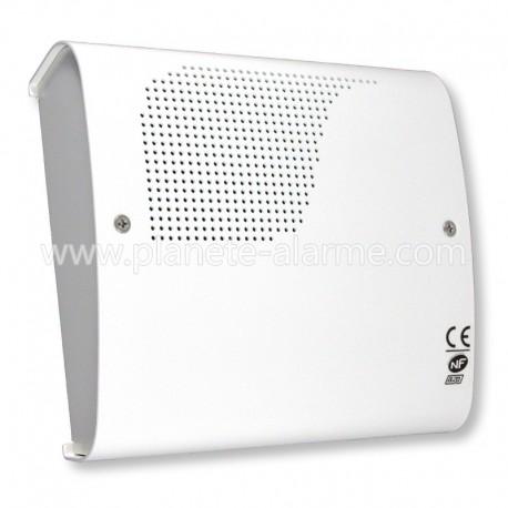 Sirène Altec SiMax V2 pour centrale alarme - Sirène filaire intérieure