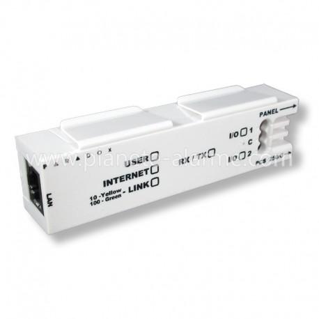Paradox IP150 - Interface IP filaire pour centrale alarme Paradox - Vue de face