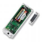 Paradox DCT10 - Détecteur d'ouverture sans-fil Paradox - Vue avec capot ouvert
