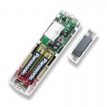 Detecteur Paradox DCTXP2 - Detecteur d'ouverture sans-fil pour centrale Paradox - Vue avec capot ouvert