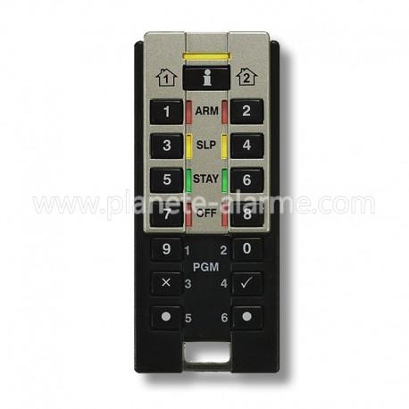 Télécommande Paradox REM3 avec clavier pour centrale alarme Paradox