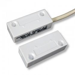 Détecteur d'ouverture magnétique filaire en saillie IM1440FE