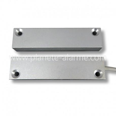 Contact détecteur d'ouverture magnétique en aluminium Elmdene 4HD-300