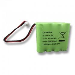 Batterie pour centrale alarme sans fil Paradox MG6250