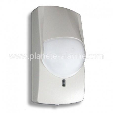 Optex MX40PT - Détecteur de mouvement filaire double technologie (immunité aux animaux) - Vue de face