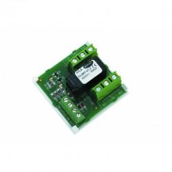 Carte relais 2 RT avec pouvoir de coupure 300 Vdc 5A
