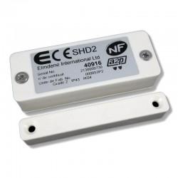 Contact détecteur d'ouverture magnétique Elmdene SHD2