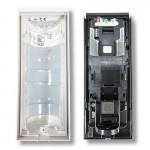 Detecteur Optex VXI-R - Interieur du detecteur de mouvement sans fil exterieur
