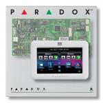 Pack alarme filaire Paradox SP avec clavier tactile TM50