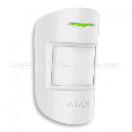 Détecteur de mouvement double technologie MotionProtect Plus Ajax