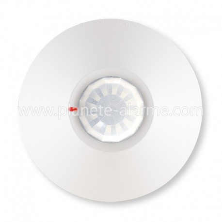 Paradox DG467 - Détecteur filaire infrarouge numérique 360º