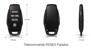 Télécommande REM25 Paradox