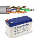 Batteries, cables et accessoires